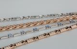 браслеты серебряные