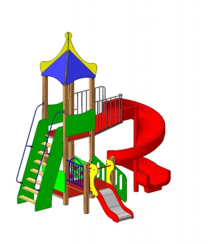 Детские площадки и мягкие модули-Солнышко,ООО