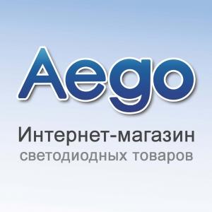 AEGO — интернет-магазин светодиодных товаров