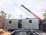 """НПП """"Созвездие Юг"""" бытовки, вагончики, модульные здания, блок-контейнеры, посты охраны"""
