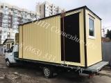 Дачный домик вагончик